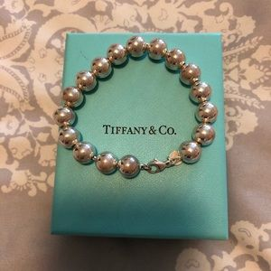 Tiffany & Co. Jewelry - Tiffany silver ball bracelet